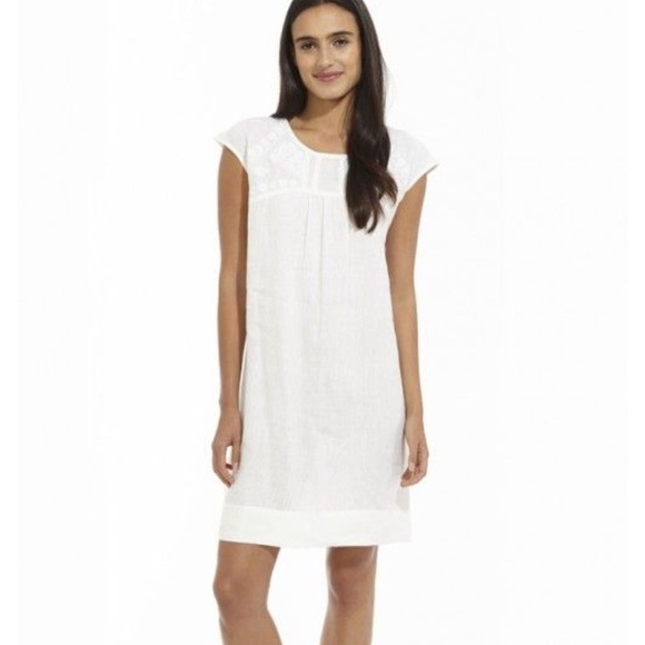 7a0e728571 Roberta Roller Rabbit Dimanche linen dress
